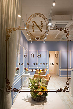 nanairo / HAIR DRESSING